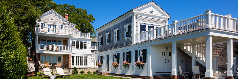 Colonial Reproductions Martha 39 S Vineyard Custom Home